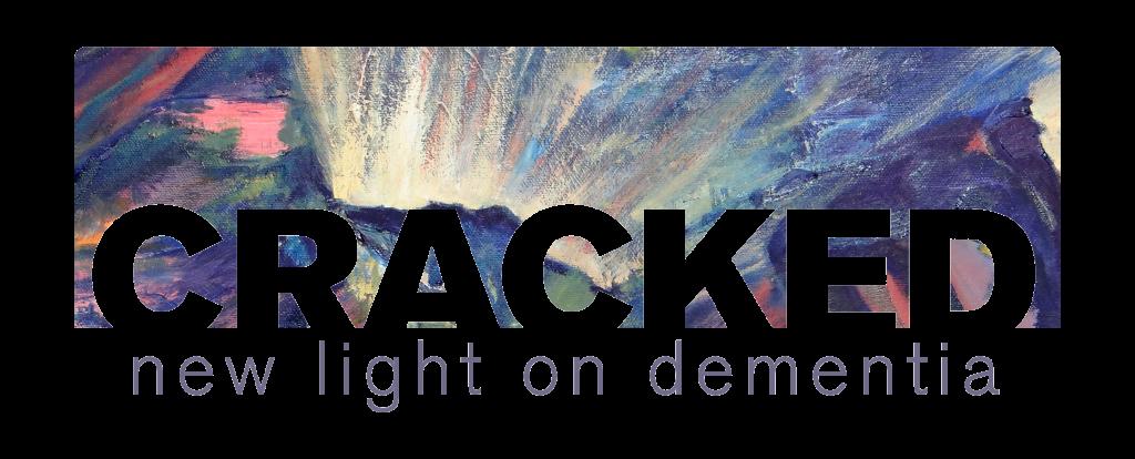 Cracked new light on dementia logo